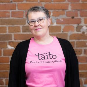Jaana Ulvila Taito EP Näppi Seinäjoki